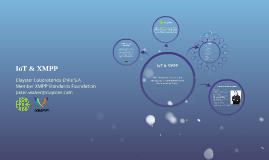 Copy of IoT & XMPP