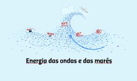 Energia das ondas e das marés