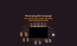 Revamping the Campaign