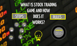 Copy of Stock Trading Game