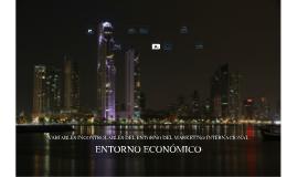 VARIABLES INCONTROLABLES DEL ENTORNO DEL MARKETING INTERNACI