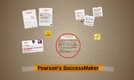 Pearson's SuccessMaker