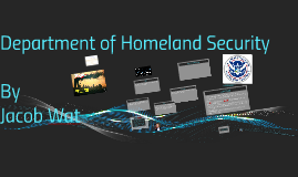 Copy of Department of Homeland Security