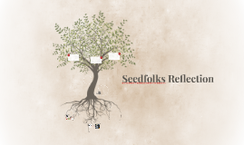 Seedfolks Reflection