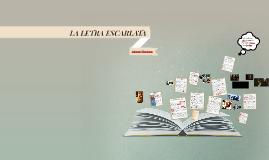 Copy of LA LETRA ESCARLATA