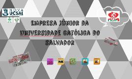 Empresa Júnior da Universidade católica do salvador