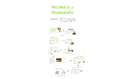 Copy of Mecánica y Movimiento