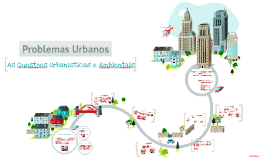Copy of Problemas Urbanos