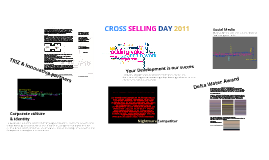 Copy of Cross Selling Day 2011