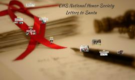 CHS National Honor Society