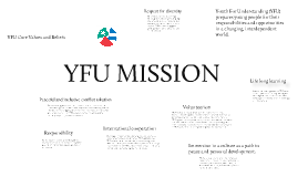 YFU Mission