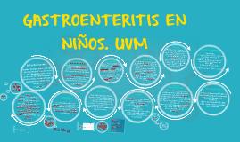 Copy of Gastroenteritis en niños