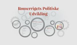 Romerrigets Politiske Udvikling