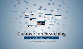 CC of Creative Job Searching