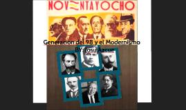 Generacion del 98 y el Modernismo