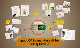 Impact Of Sexual Assault for LGBTQ People