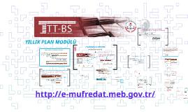 YILLIK -PLAN - http://e-mufredat.meb.gov.tr/