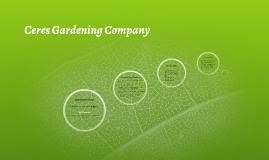 Ceres Gardening Company By Jhonatan Ocampo On Prezi