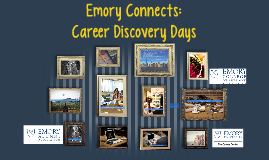 Oxford- Emory Connects: Career Discovery Days