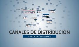 Copy of Canales de distribución Apple