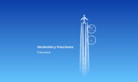 decimales y fracciones