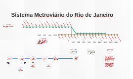 Sistema Metroviário do Rio de Janeiro