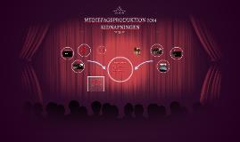 MEDIEFAGSPRODUKTION 2014