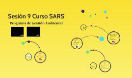 Sesión 9 Curso SARS