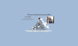 Personal Student Success Plan