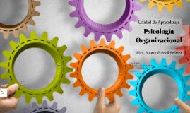 Psicología Organizacional UT2 UT3