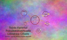 Copia de Tejido Pseudoestratificado Cilindrico Ciliado