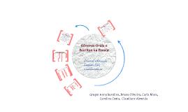 Copy of Generos orais e escritos na escola