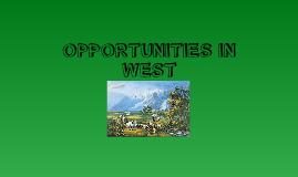westernern settlement