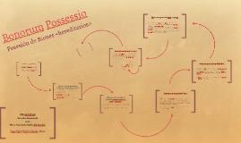 Bonorum Possessio