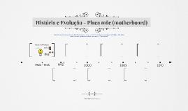 História e Evolução - Placa mãe (motherboard)
