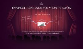 Copy of CALIDAD Y SU EVOLUCIÓN