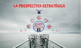 Strategic Prospective & Scenarios