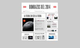 BOMBAZOS DEL 2014