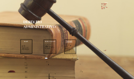 Copy of Copy of Es una rama del derecho publico que tiene por cometido regul