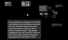 Emily Murphy History QAT