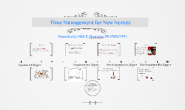 Time Management for New Nurses