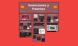 Invenciones y Patentes