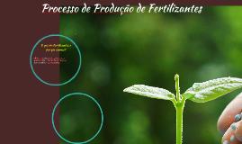 Processo de Produção de Fertilizantes