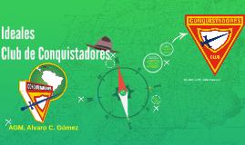 Ideales Club de conquistadores