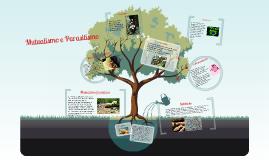 mutualismo e parasitismo - exemplos