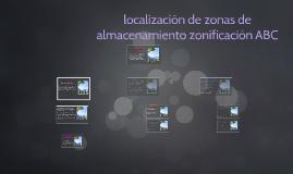 Copy of localizacionde zonas de almacenamiento zonificacion ABC