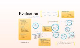 Evaluation - more than just logic models