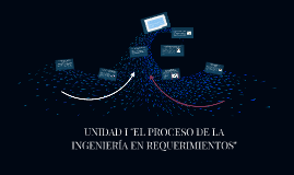 Copy of El proceso de la Ingeniería en Requerimientos