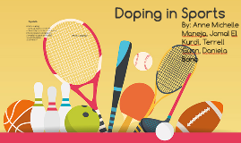 Copy of Doping in Sports