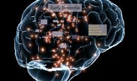 Copy of Dementia